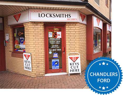 Locksmiths Eastleigh